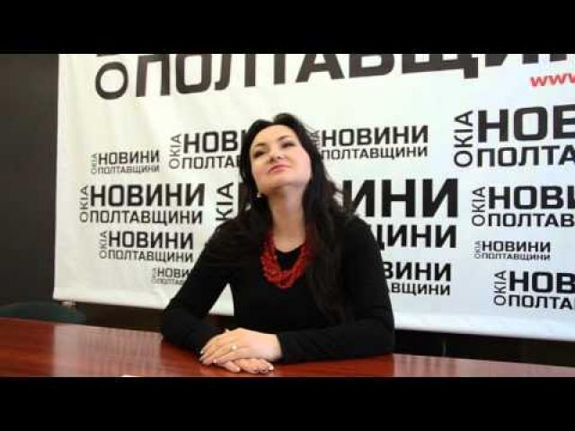 """Embedded thumbnail for Інтерв'ю на ІВ """"Новини Полтавщини"""" 16 грудня 2015 року (частина 2)"""