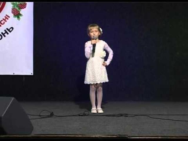 """Embedded thumbnail for Дитячий концерт - презентація вокальної студії """"Театр народної пісні"""""""