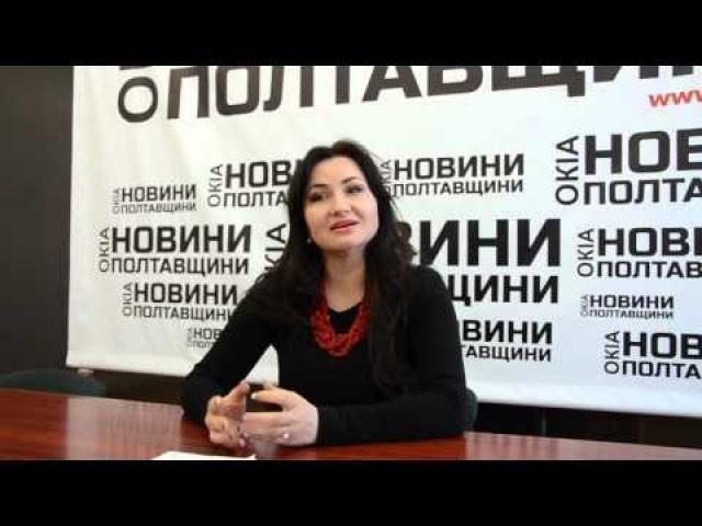 """Embedded thumbnail for Інтерв'ю на ІВ """"Новини Полтавщини"""" 16 грудня 2015 року (частина 1)"""