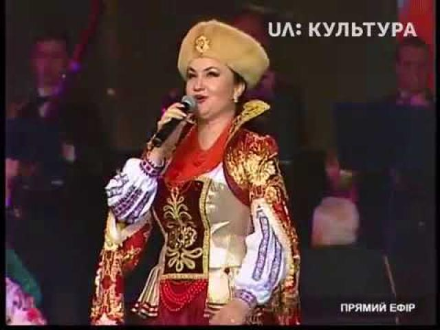 Embedded thumbnail for Олена Білоконь - Козаче. Палац спорту.